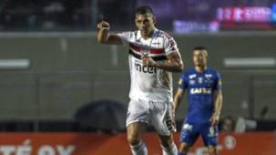 Diego Souza São Paulo Cruzeiro Brasileirão Série A 18112018