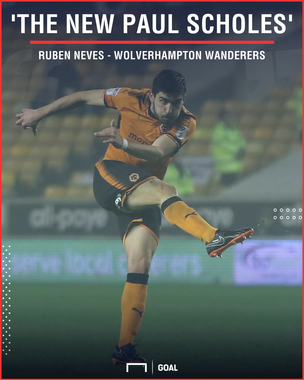 Ruben Neves new Paul Scholes