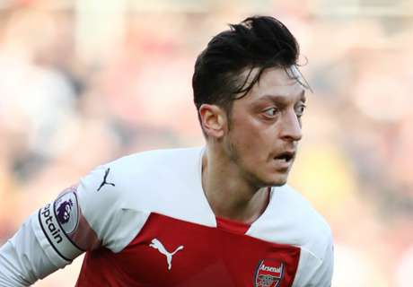 Emery: I have confidence in Ozil
