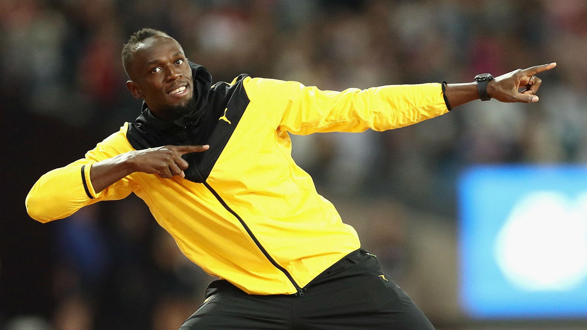 Usain Bolt 2017