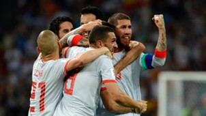 Portugal v Spain Russia 2018