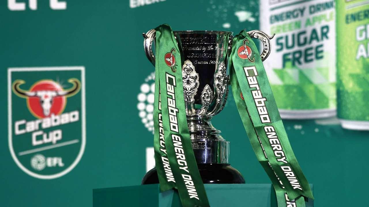 Carabao Cup League Cup EFL Cup