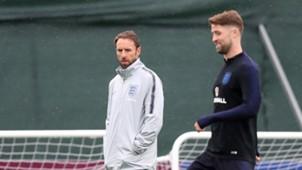 Gareth Southgate & Gary Cahill