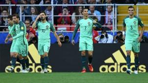 Bernardo Silva Cristiano Ronaldo Pepe Russia Portugal Confederations Cup