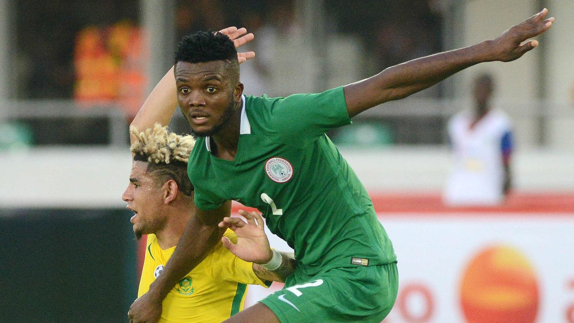 Chidozie Awaziem of Nigeria