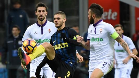 Icardi Inter Fiorentina Serie A