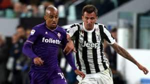 Bruno Gaspar, Mario Mandzukic, Juventus, Fiorentina, Serie A, 20092017