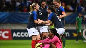 Nigeria women vs France women