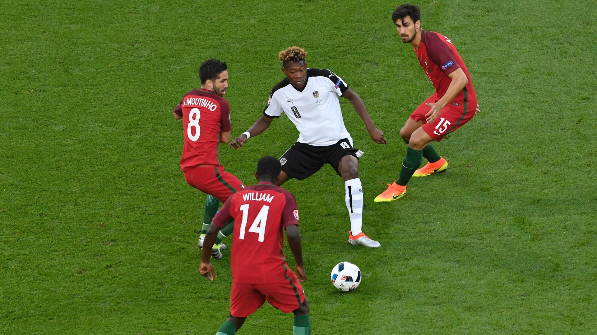 Euro 2016 news: Koller explains David Alaba withdrawal against Portugal