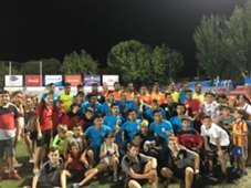 India U20 Argentina U20 COTIF 2018