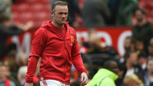Wayne Rooney Manchester United Premier League