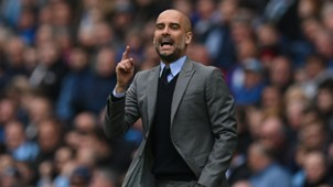 Pep Guardiola Manchester City