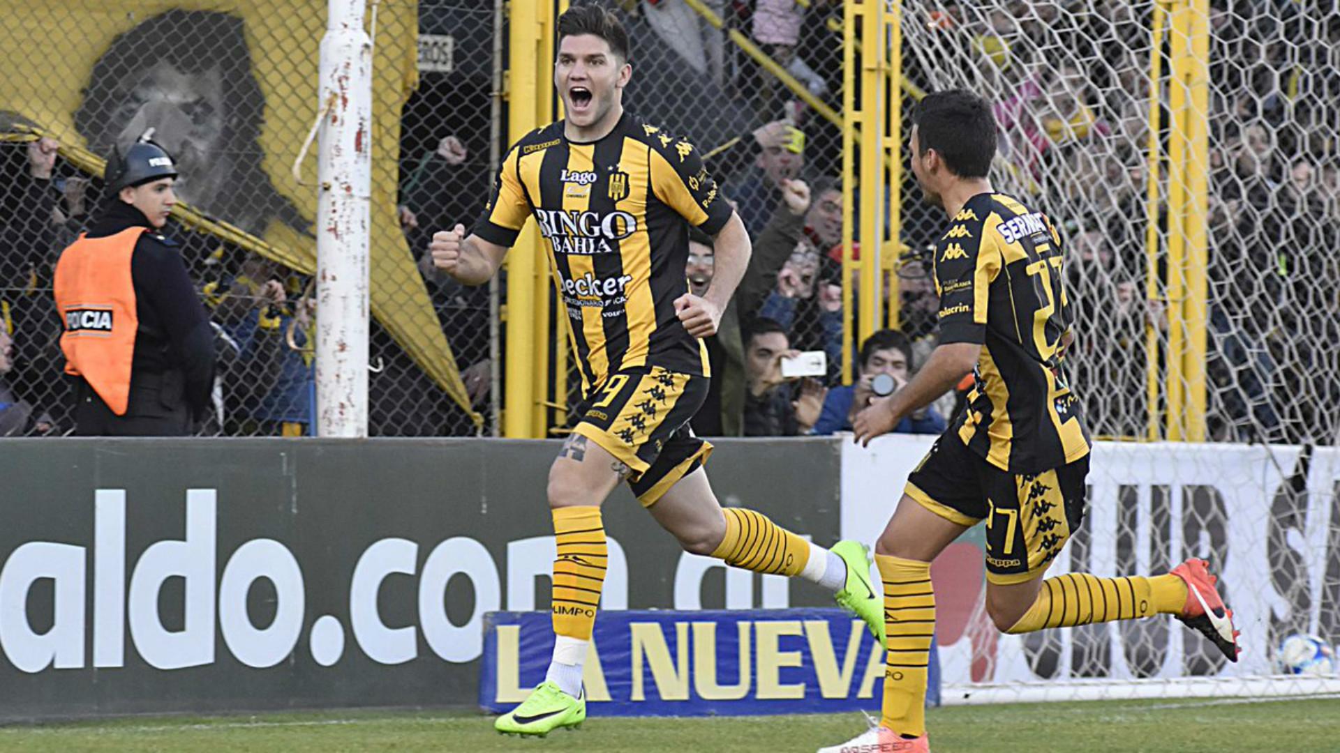 Fernando Coniglio Olimpo Huracan Primera Division Argentina 04062017