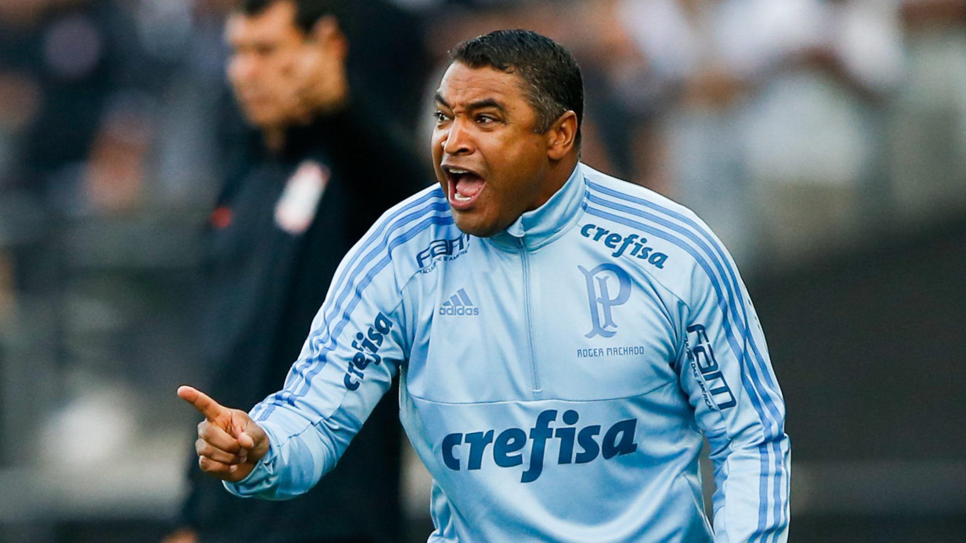 Roger Machado Corinthians Palmeiras Brasileirao Serie A 13052018