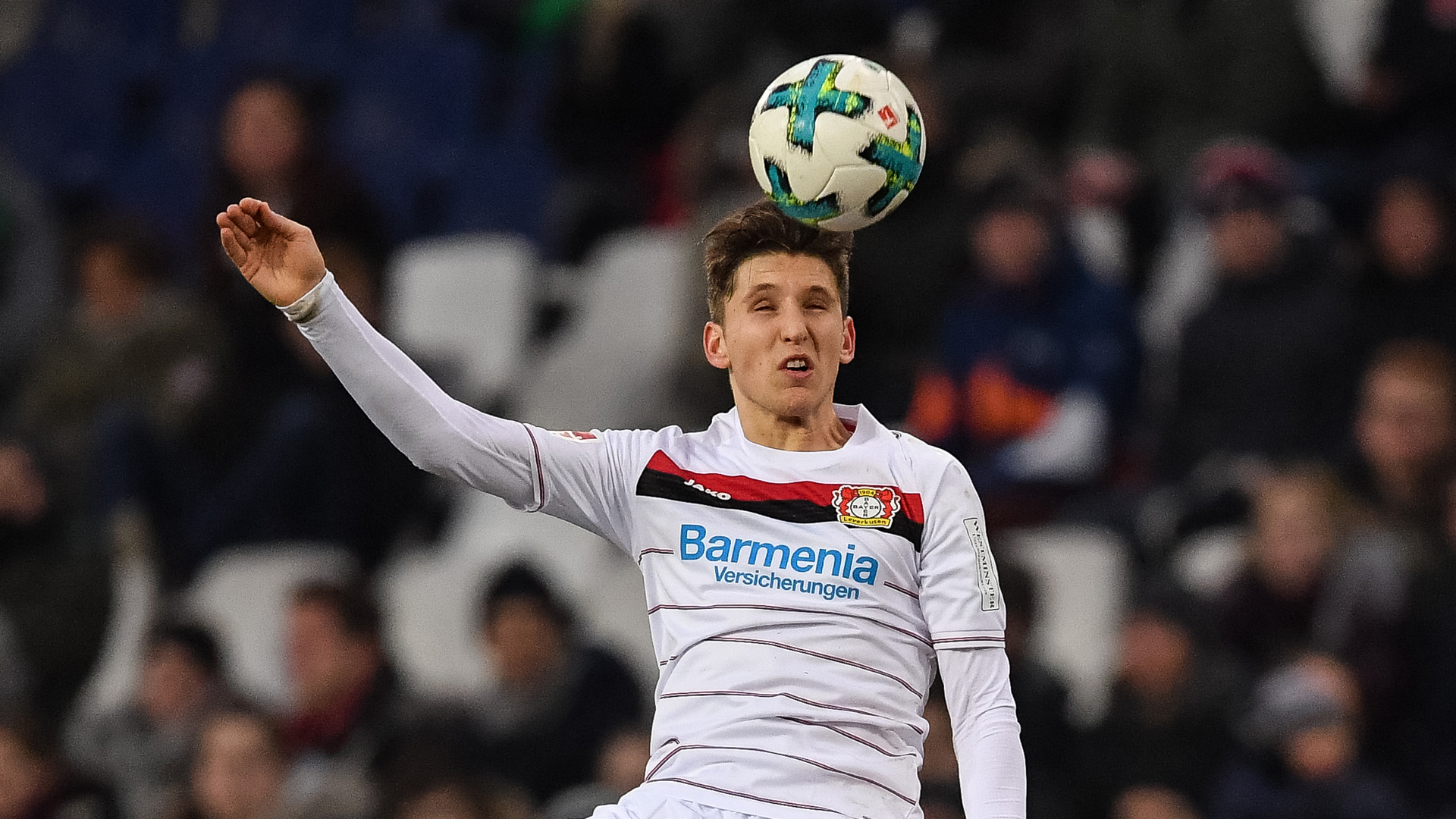 Panagiotis Retsos Bayer Leverkusen 19122017