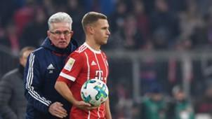 Joshua Kimmich Jupp Heynckes FC Bayern