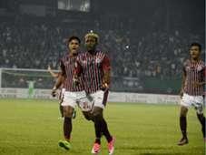 Sony Norde Pritam Kotal Azharuddin Mallick Mohun Bagan East Bengal I-League 2017