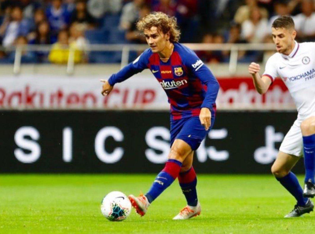 Barcelona v Chelsea Meccsösszefoglaló, 2019. 07. 23., Club ...