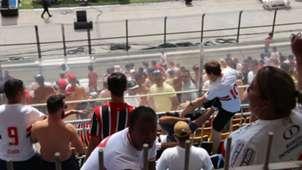 Copa São Paulo briga torcida 25 01 18