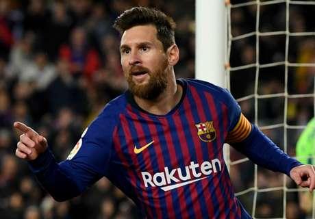 Barca avoid Copa del Rey expulsion despite Levante complaint