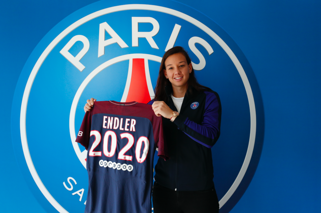 Christiane Endler - PSG