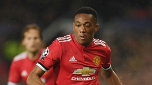 Anthony Martial Manchester United Basel