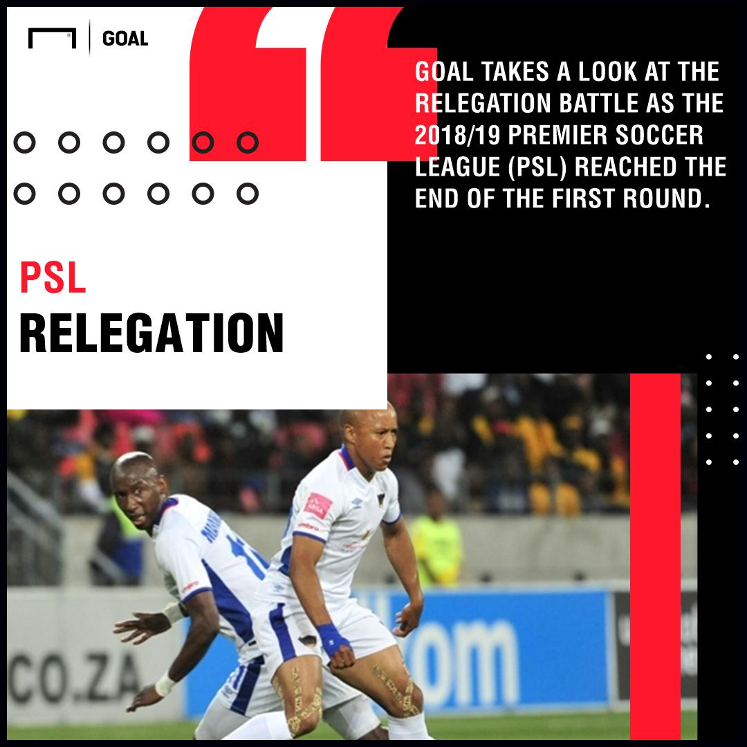 PSL Relegation battle