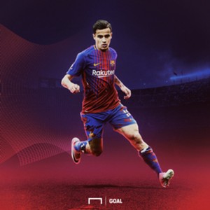 EMBED ONLY Philippe Coutinho Barcelona