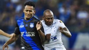 Sassá Cruzeiro Emelec Libertadores 08052019