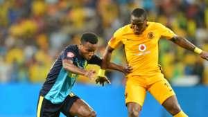 Sundowns, Themba Zwane & Kaizer Chiefs, George Maluleka