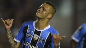 Luan Guilherme Lanus Gremio Final Copa Libertadores 29112017