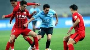 Nicolas Gaitan Dalian Yifang China