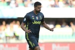 Sami Khedira Chievo Juventus Serie A 08182018