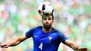 Adil Rami Euro 2016 France v Republic of Ireland