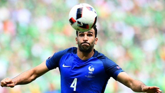 Adil Rami Euro 2016 France v Republic of Ireland