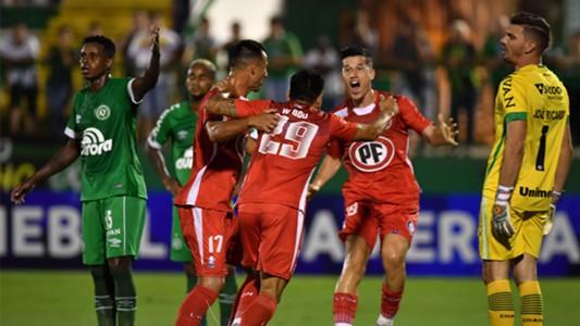 Chapecoense - Unión La Calera - Copa Sudamericana