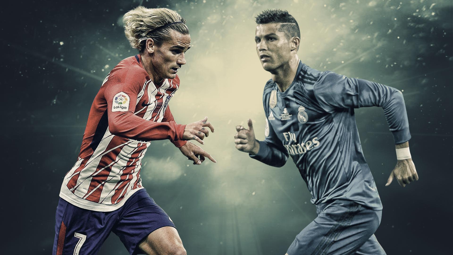 Horarios, canal de TV y dónde ver online — Atlético-Real Madrid