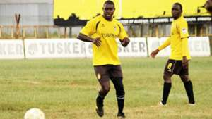 Tusker striker Michael Khamati