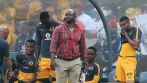 Steve Komphela & Ryan Moon, Kaizer Chiefs