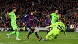 Lionel Messi Barcelona Levante Copa del Rey 17012019
