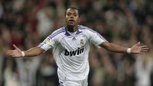 Robinho Real Madrid 26012008