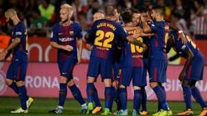 Jordi Alba Girona Barcelona LaLiga