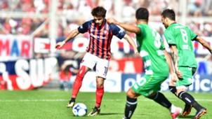 San Lorenzo Banfield Superliga 04112017