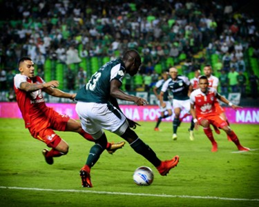 Deportivo Cali vs Santa Fe Liga Águila 310318