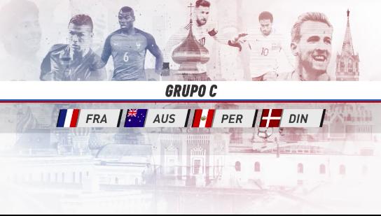 cf540b4370 A França não é só favorita no Grupo C