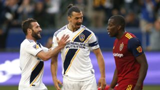 Zlatan Ibrahimovic Real Salt Lake LA Galaxy 04292019