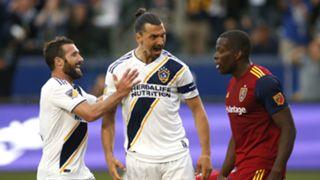 Zlatan Ibrahimovic Real Salt Lake LA Galaxy 04292019