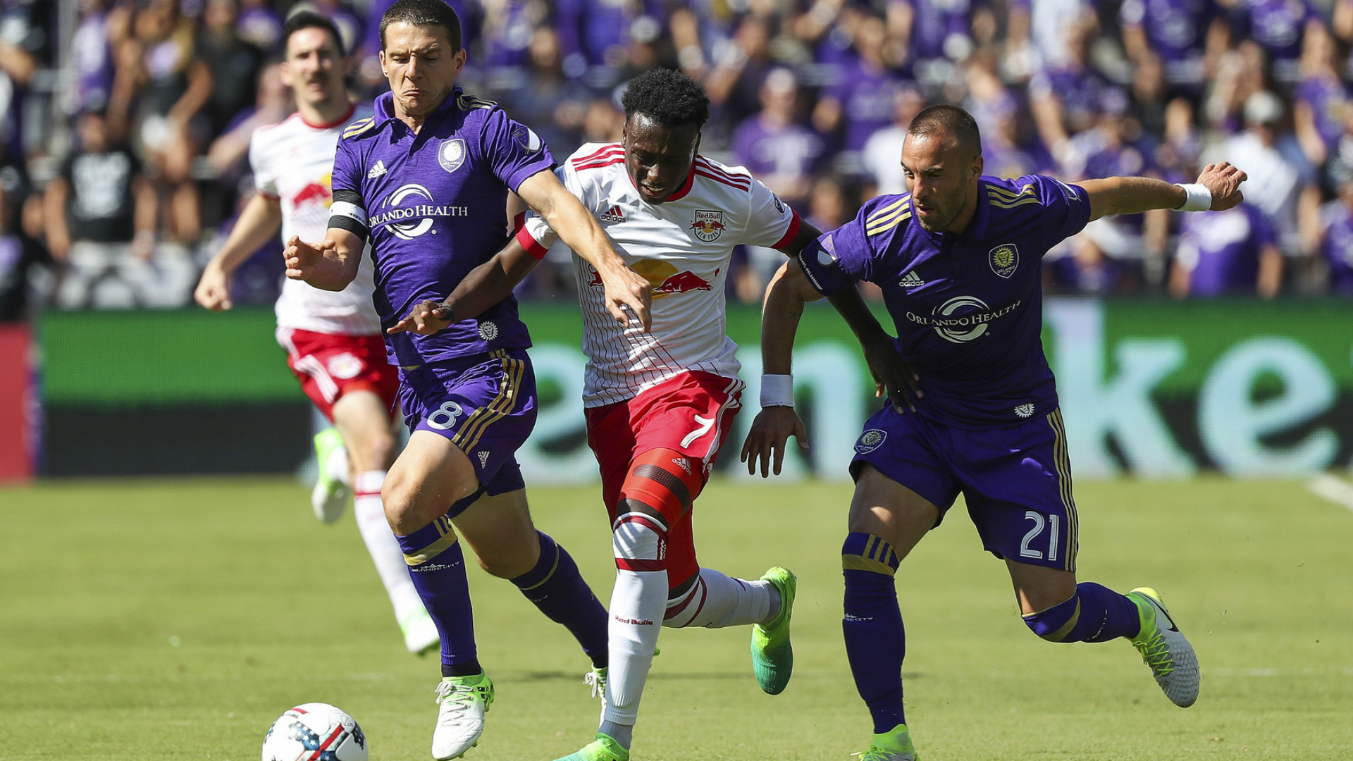 Orlando City defense MLS Red Bulls 04082017