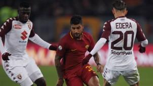 Acquah Emerson Palmieri Edera Roma Torino Italian Cup