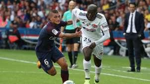 Seybou Koita Amiens PSG